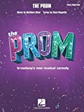 The Prom: Vocal Selections from Broadway's New Musical Comedy