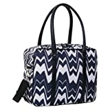 Missoni for Target Travel Tote – Black and White Pattern by Missoni for Target