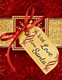 With Love from Santa: Christmas Letter from the North Pole by Santa Claus (2015-10-21)