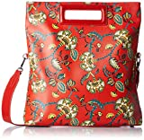 [Sly] Shoulder Bag Jua Paisley 3Way S09803103 Re Red Jp F/S