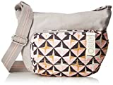 Oilily Damen Whoopy Geometrical Shoulderbag Svz Schultertasche Pink (Rose)