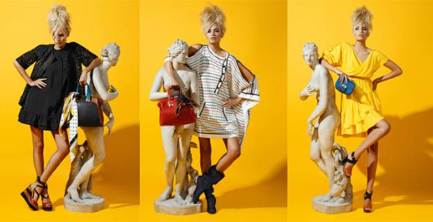 Fendi Kollektion 2012 - Main Collection