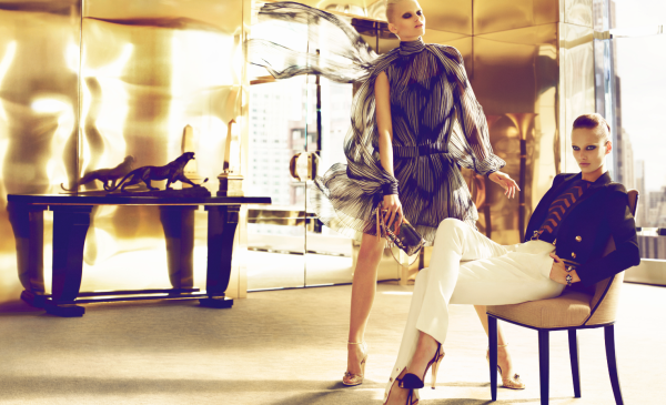 Gucci Handtaschen Werbekampagne