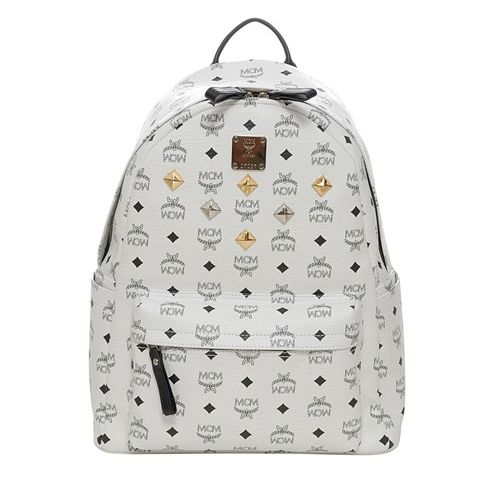 MCM Rucksack Stark Visetos Medium All