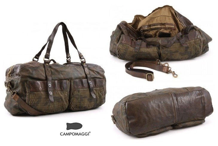 "Winter Military Taschen – ""wear cool bags not weapons"""