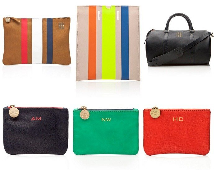 Clare Vivier Handtaschen personalisieren lassen