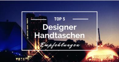 Top 5 Designer Handtaschen