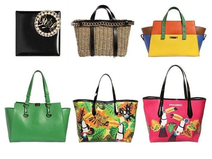 Die Handtaschen - ein Überblick