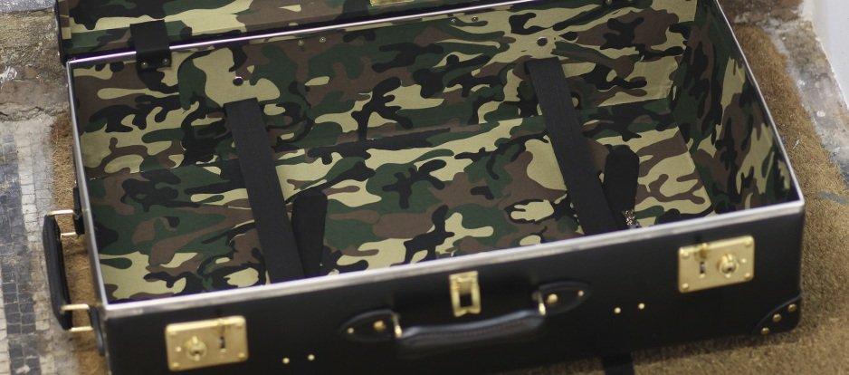 Globetrotter limitierte Koffer – Teil 2