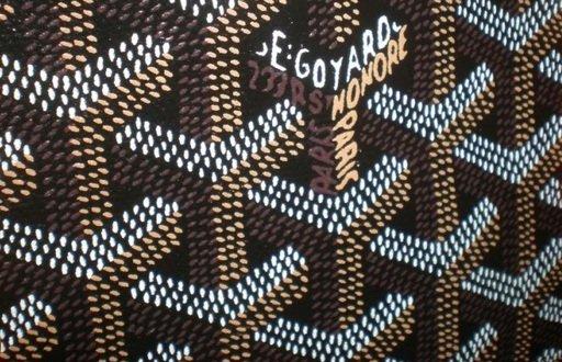 Geheimnisvoll und sehr exklusiv: E. Goyard Gepäck