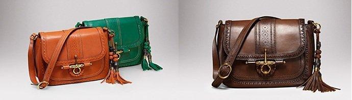 Gucci Snaffle Bit Bag – die neue Trendtasche von Frida Giannini