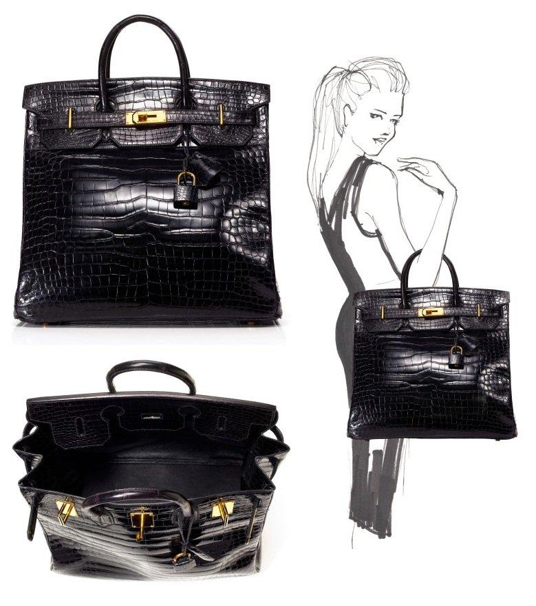Die teuersten Hermès Taschen: Platz 2