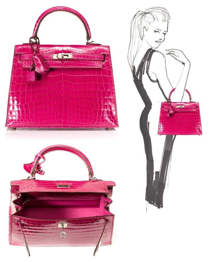 Hermès Birkin Bags Special: Die teuersten Taschen der Welt