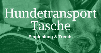 Hundetransport Tasche