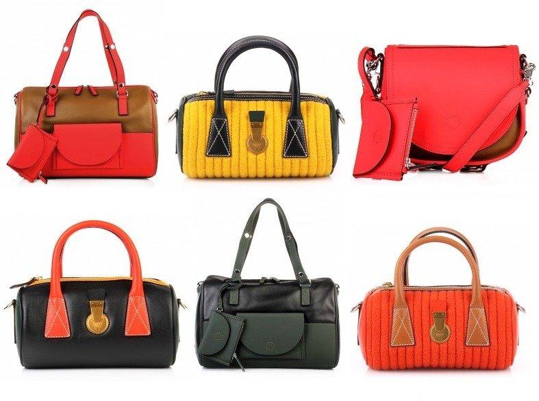 Kenzo Taschen für den Winter 2012 bei Fashionette