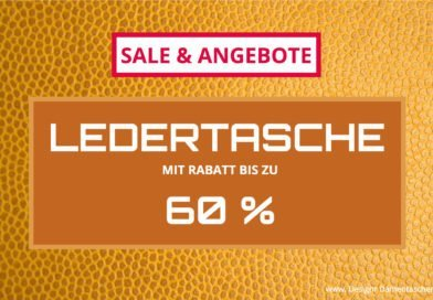 SALE: Ledertasche