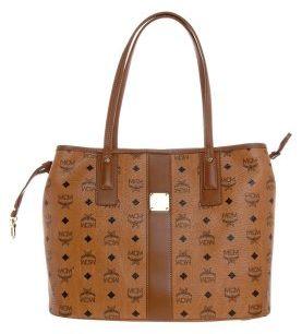 MCM Shopping Tasche braun