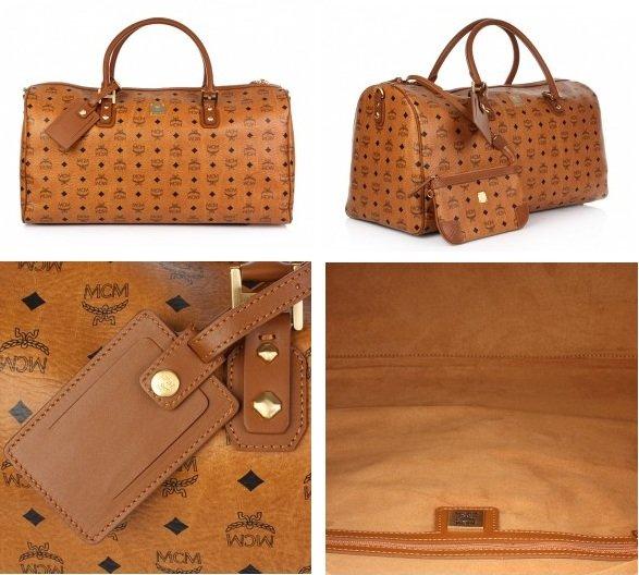 Reisetaschen von MCM