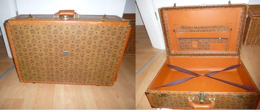 Designer Koffer von MCM