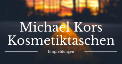 Michael Kors Kosmetiktasche
