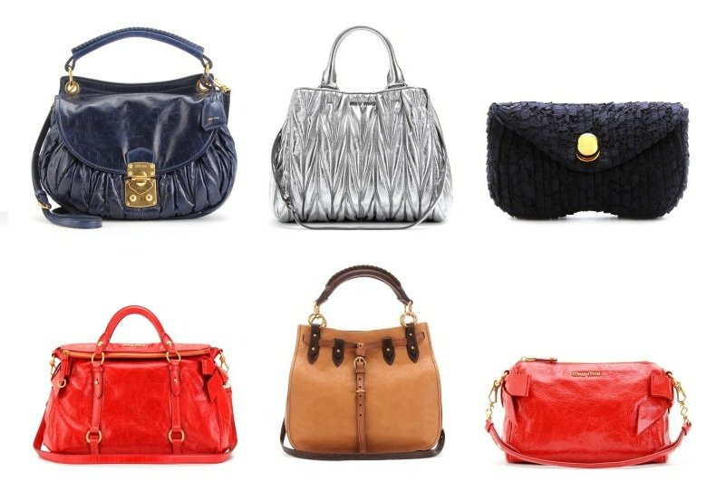 Miu Miu Taschen 2012 – zu gewagt für die Straße?