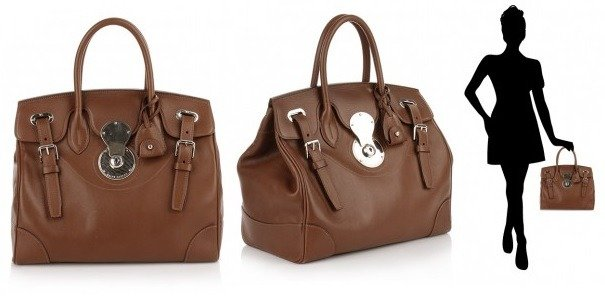 Die Damentaschen von Ralph Lauren – Luxus und Alltagstauglichkeit