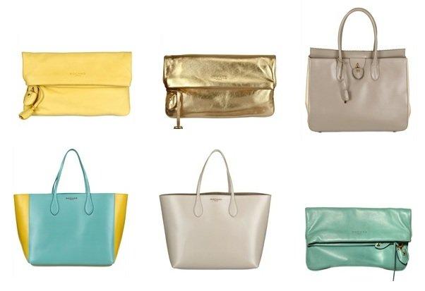 Rochas – der minimalistische Look für den Sommer 2012
