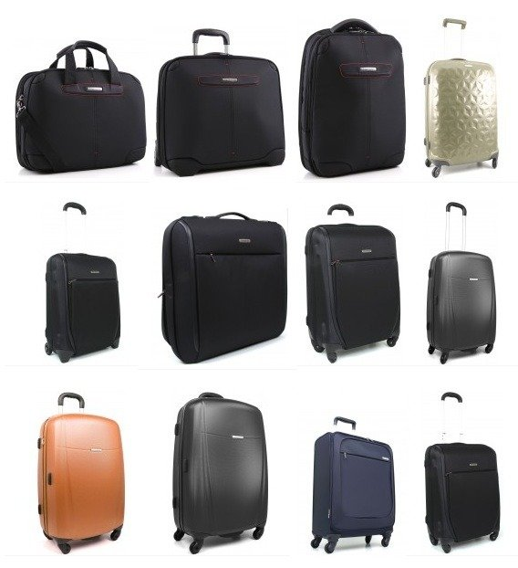 Samsonite – Taschen und Koffer für jede Reise