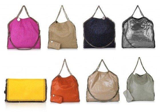 Stella McCartney Handtaschen - rockiger Vintage-Glam