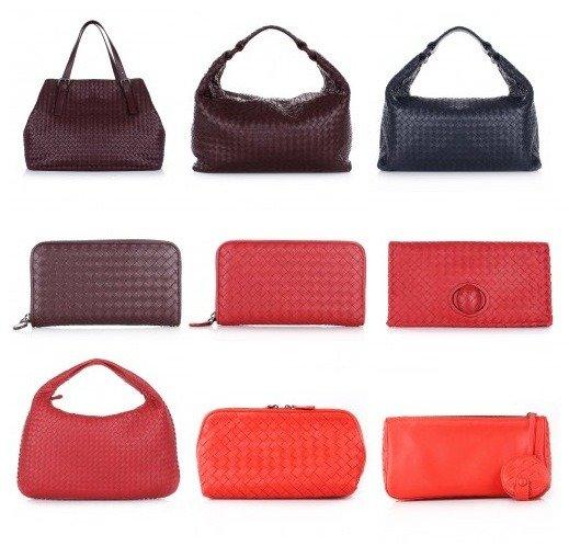 Designer Handtaschen in Bordeaux und Burgund