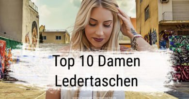 Top 10 Damen Ledertaschen