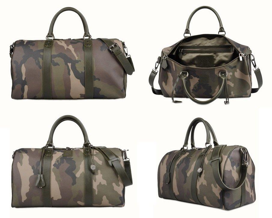 Die besten Reisetaschen & Weekender - Givenchy und Trussardi