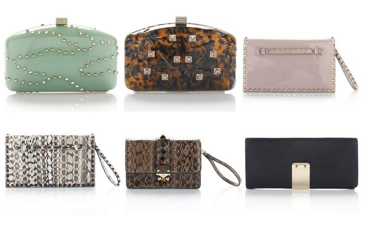 Valentino Handtaschen - Clutches im verspielten Look