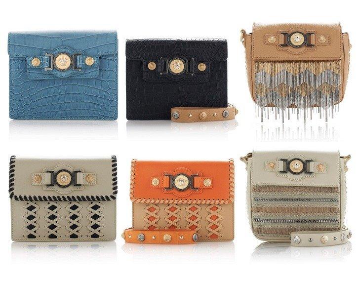 Versace Accessoires und Taschen 2013