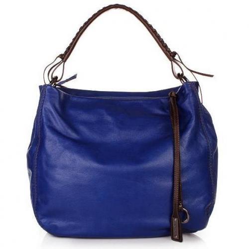 Abro Leder Cashmere San Francisco Cobald Blue