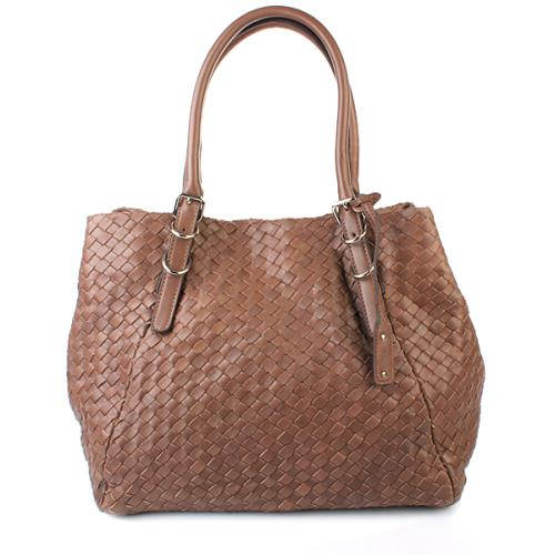 Abro Damen Handtasche Leder Nappa Alce