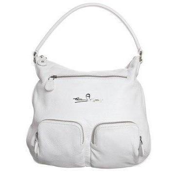 Aigner Handtasche weiß
