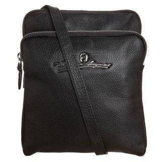 Aigner Tasche schwarz