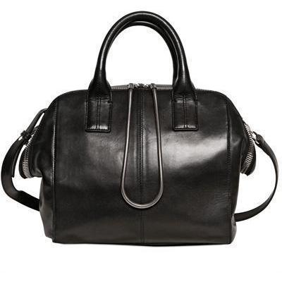 Alexander Wang - Jamie Chastity Lux Leder Handtasche