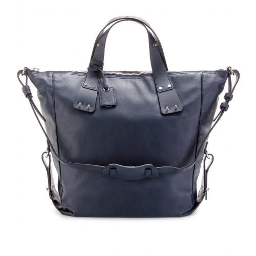 McQ Alexander McQueen Stepney Handtasche Blau