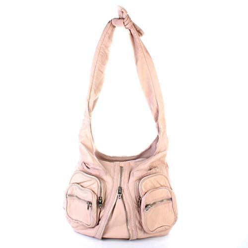 Alexander Wang Tasche Donna Leather Shoulder Bag Blush