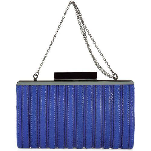 Annabel Ingall Clutch Bag Blau