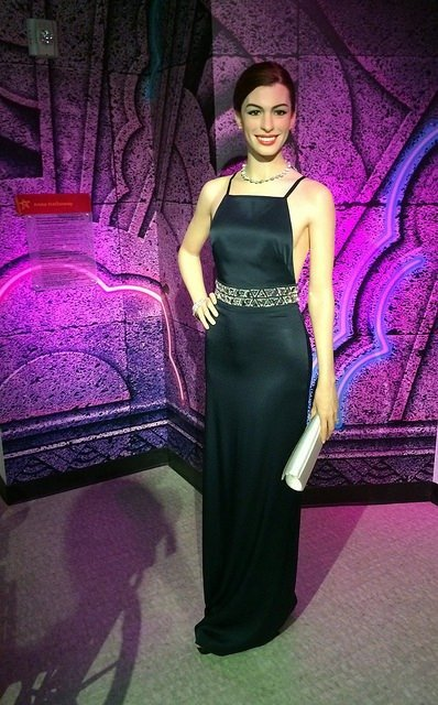 Madame Tussauds Orlando - Anne Hathaway | by Jared | Some Rights Reserved