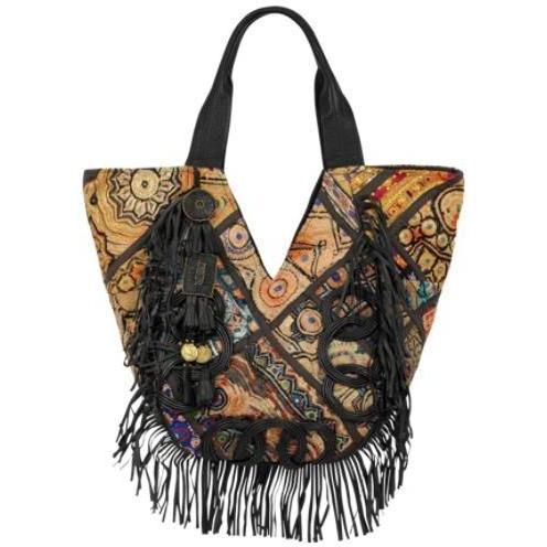 Antik Batik Call Multicolor - Umhängetasche