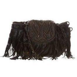 Antik Batik ORELIA Clutch schwarz