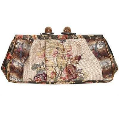 Antonio Marras - Vintage Patchwork Clutch