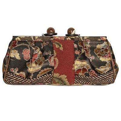 Antonio Marras - Vintage Patchwork Clutch Bunt