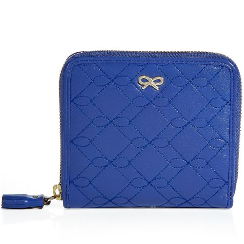 Anya Hindmarch Portemonnaie Blau