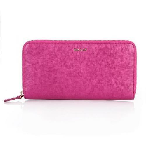Bally Morissa Wallet Purple Magenta