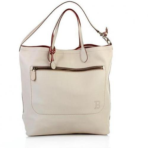 Bally Tote Macy Large Red/White